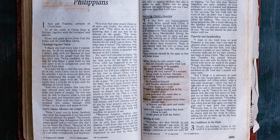 The Book of Philippians w/Marc Nelson