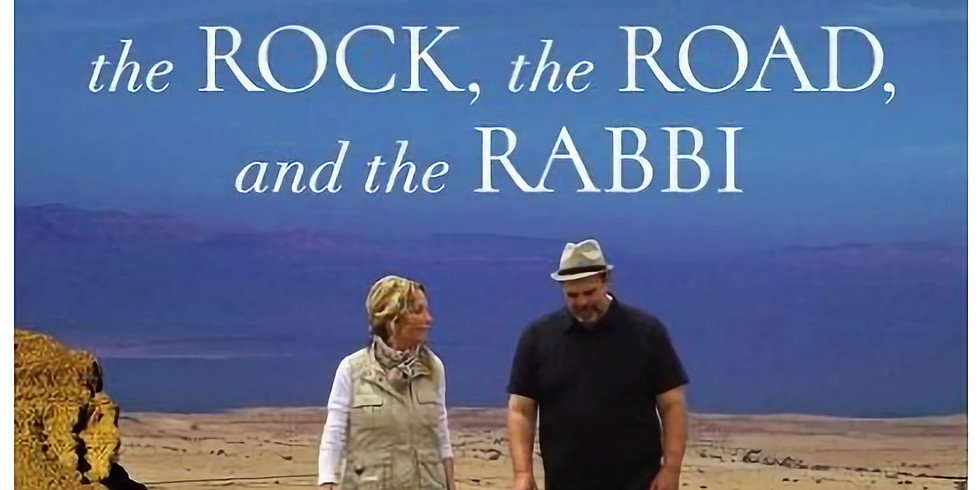 The Rock, The Road, The Rabbi Class with Char Heins