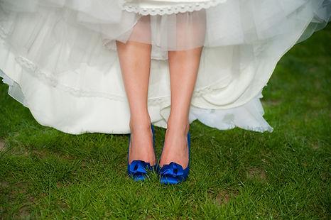 scarpe sposa colorate, su misura - da Glamorosa Roma, Fiumicino, Ladispoli, Cerveteri, Civitavecchia e Bracciano