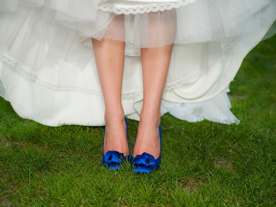 Wedding Shoes Royal Garden Bridal