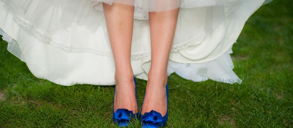 Choosing Your Wedding Shoes