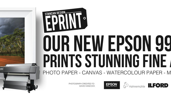 Epson 9900. The best in the business!