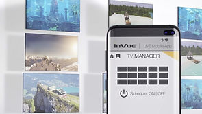 invue tv manager : smart cost saving retail solution