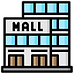 Shopping Malls | V-Count People Counting Solutions