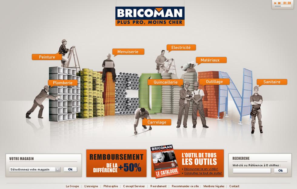 Bricoman.fr