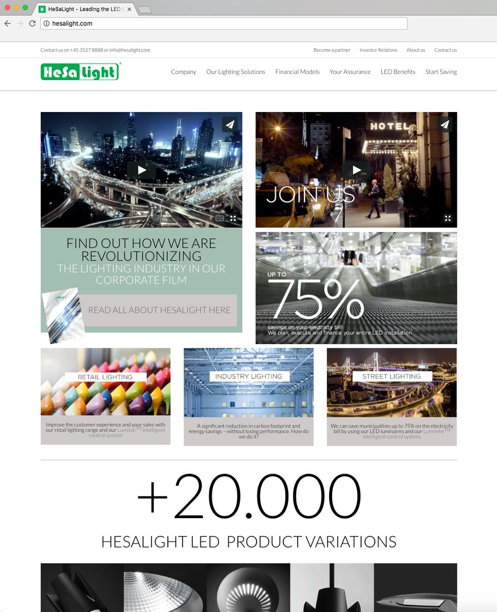 hesalight.com