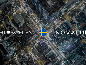 Novalume is pleased to announce its new partnership with Light By Sweden