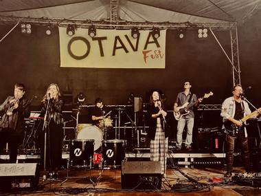 Jsme rádi, že jeden z prvních koncertů nové skupiny Napořád mohl proběhnout právě na Otava festu :)