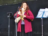 Komponovaný pořad Ireny Novotné ze strakonického muzea s názvem 'Co vyprávěla řeka?'