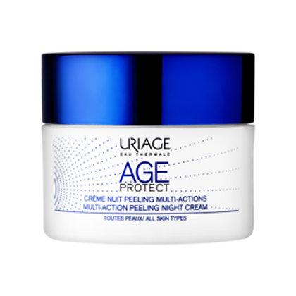 URIAGE Age Protect - Crema Notte Peeling - 50ml