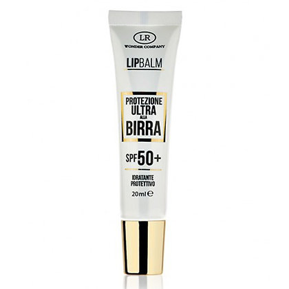 WONDER BEE Balsamo Labbra alla Birra - 20ml SPF50