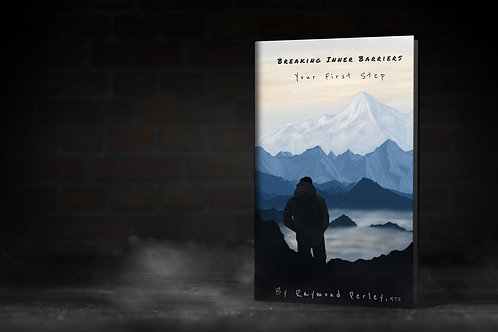 Book - Breaking Inner Barriers. Your First Step.