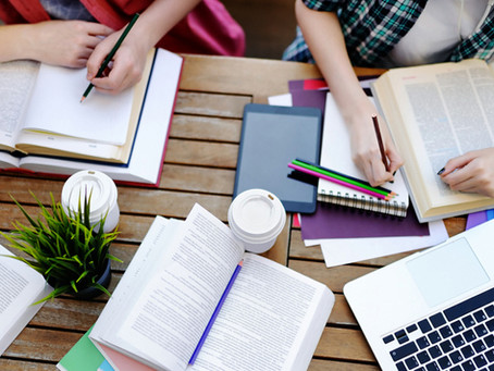 Study Spots on Campus