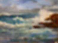 The Restless Sea Lions Art show Moyneya