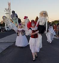 New Years Eve Parade Moyneyana Festival