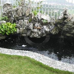聚豪天下-石山魚池