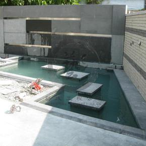 馬尾下-石級魚池