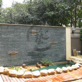 葡萄園-龜魚兩用池