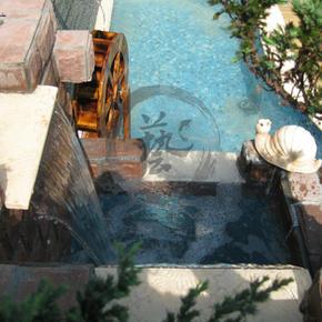 大埔雅景花園-流水魚池