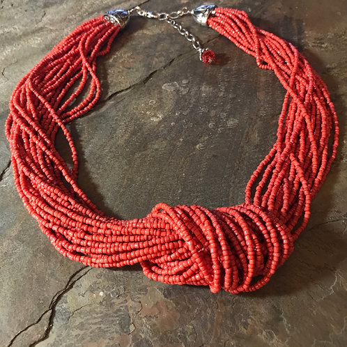 Coral Dream Necklace