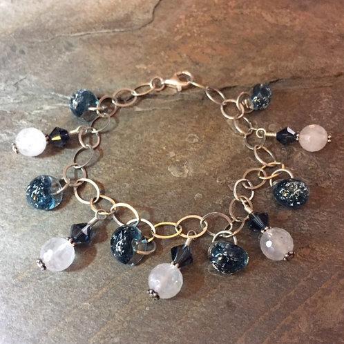 Borosilicate Bling Bracelet