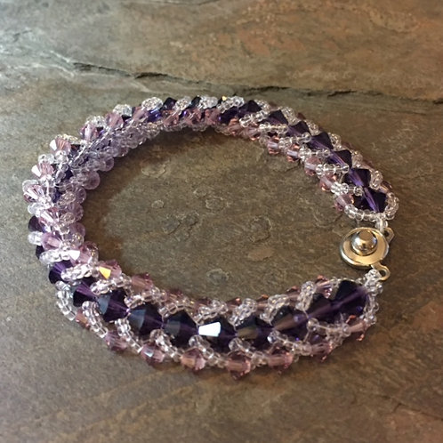 Purple Royalty Bracelet