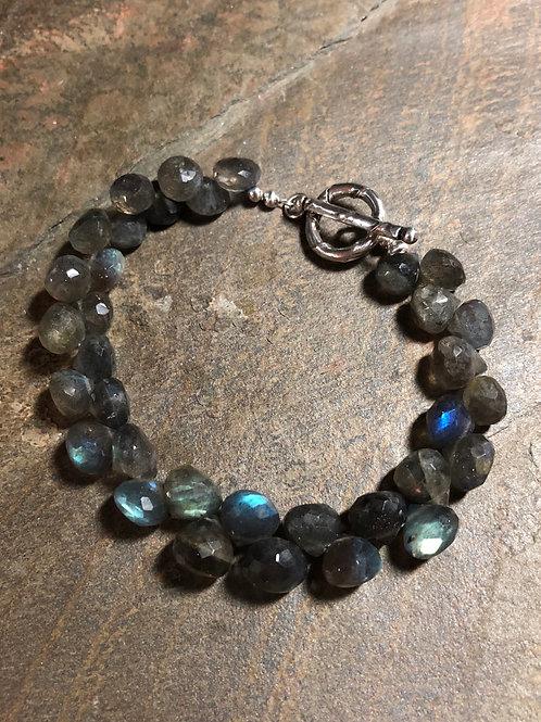Labradorite Luxury Bracelet