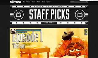 Vimeo Staff Pick