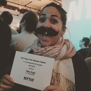 WINNER Best Editor NYTVF