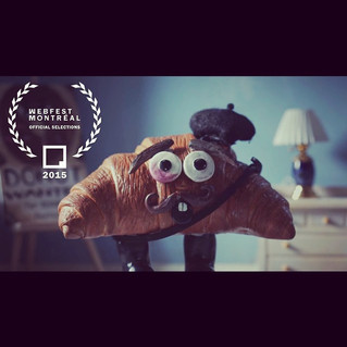 Official Selection Montreal Webfest!