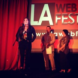 3 x Award winner LAWebfest