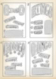 Bingo Poster Concepts
