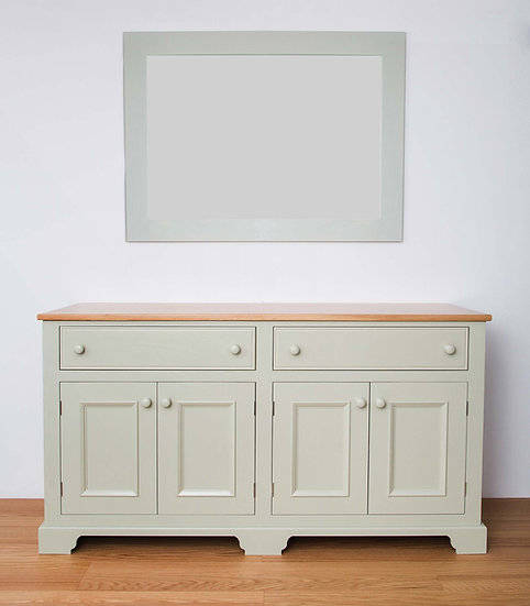 4 DOOR 2 DRAWER DRESSER