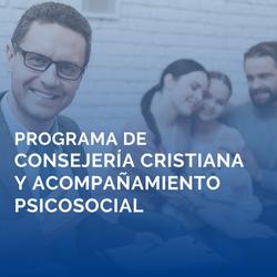 Programa acompañamiento psicosocial