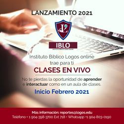 IBLO Lanzamiento 2021