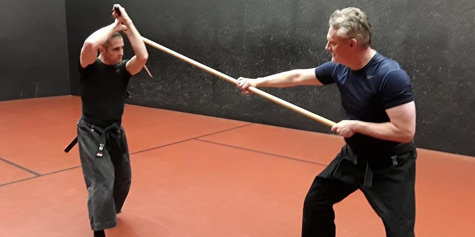 Introduction To The Ninjutsu & Samurai Martial Arts - Week 3