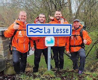 Packraft La Lesse