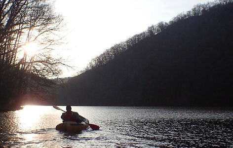 Packraft L'Ourthe