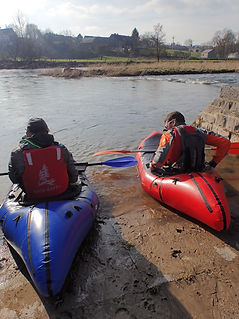 packraft Ourthe