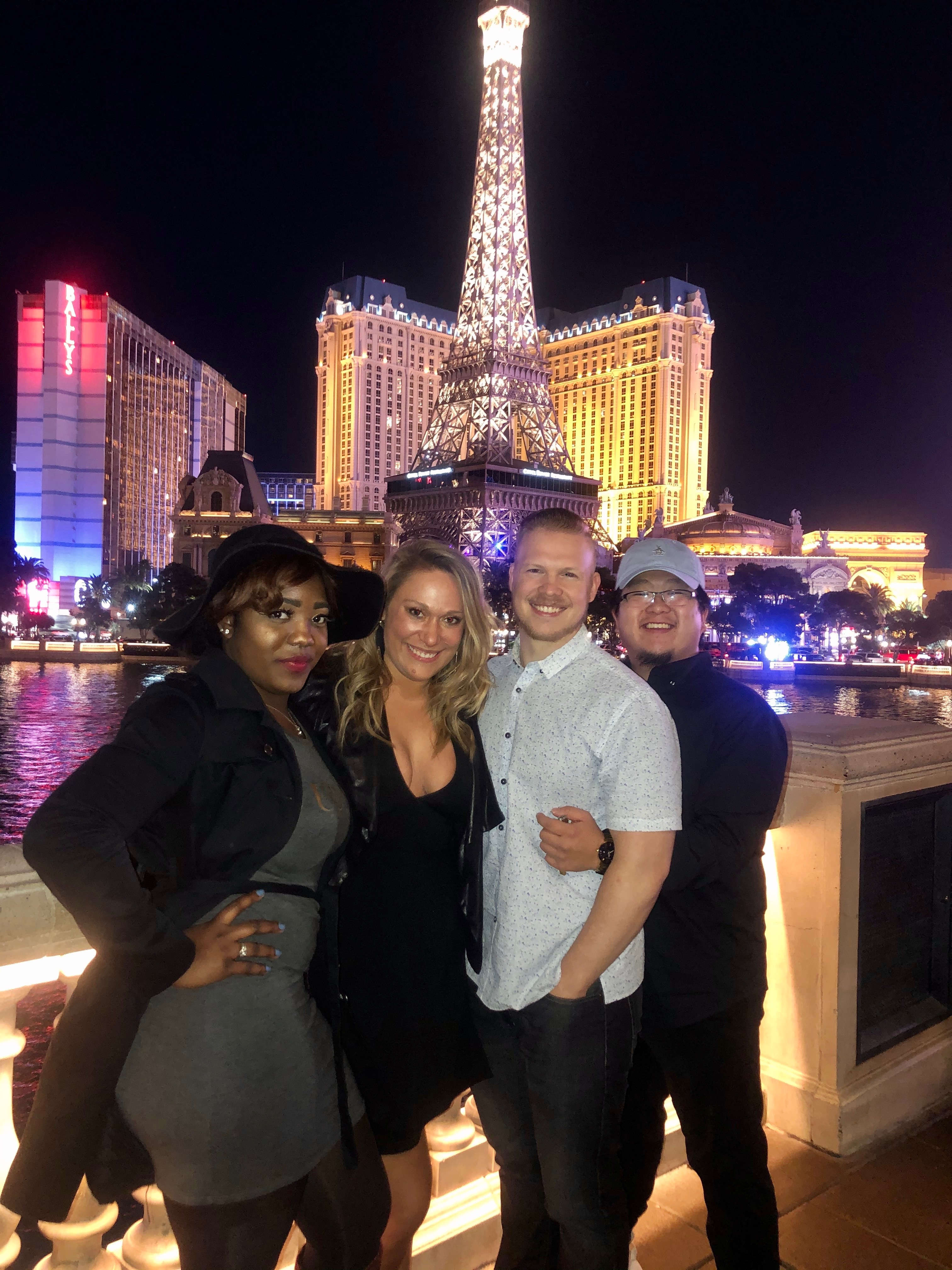 Alyria-Hannah-Kevin-Ra in Vegas
