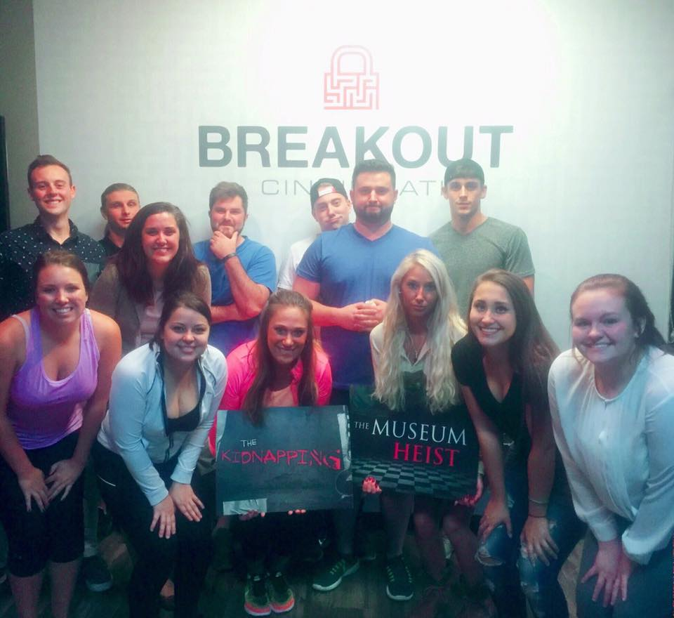 Team BreakOut- We Did It