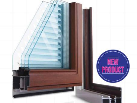 DUO Color Frame : Aluminium 2-tone Thermal Break
