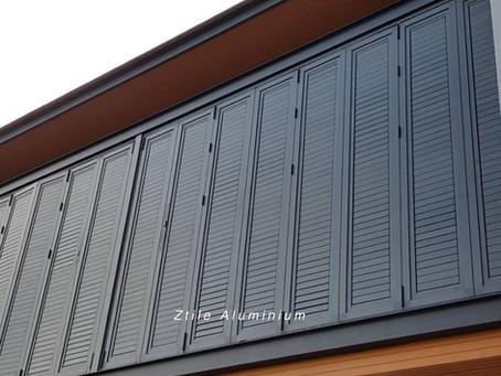 5 ไอเดีย ประตู หน้าต่าง ระบายอากาศ Alu - Vent W & Ds