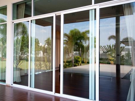 รูปแบบ ประตู หน้าต่าง ที่นิยม ... บานเลื่อน