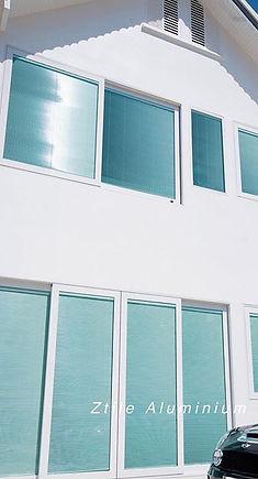 Blind in Glass กระจกมู่ลี่..มู่ลี่ อยู่ใ