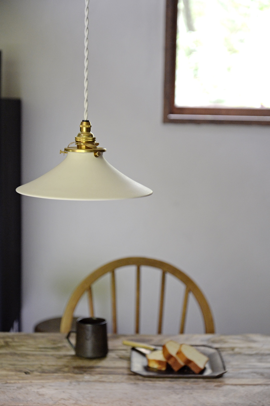 måne lamp ルーフ・ホワイト