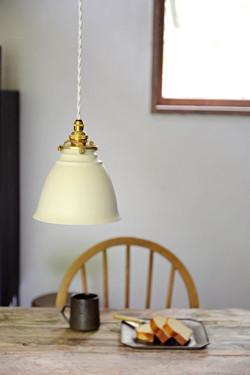 måne lamp ベル・ホワイト