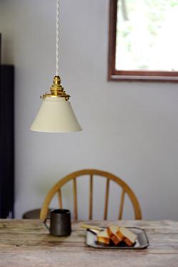 måne lamp コーンミニ・ホワイト