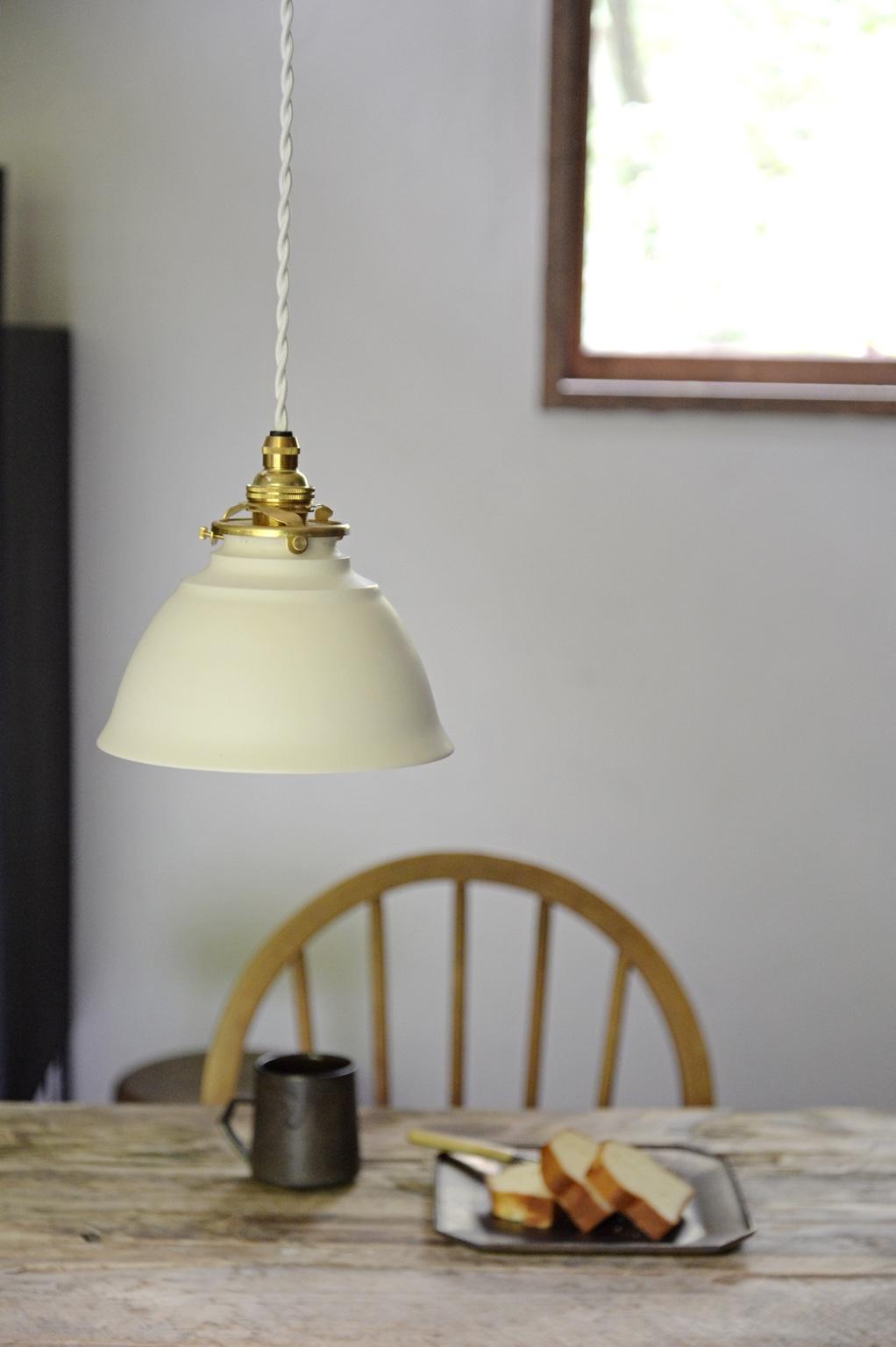 måne lamp ベル ワイド・ホワイト
