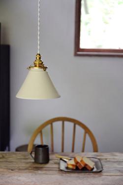 måne lamp コーン・ホワイト